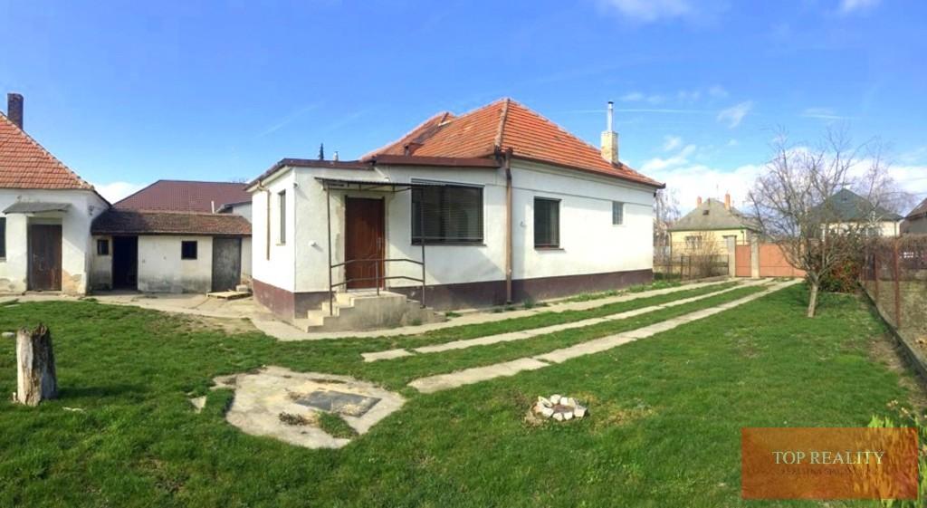 Topreality Rs.sk 4 Izbový Rodinný Dom S Veľkým Pozemkom 2940 M2 V časti Hody Galanta 2