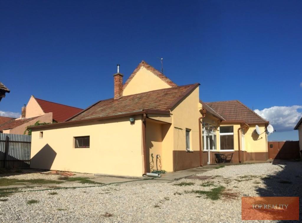 Topreality Rs.sk 5 Izbový Rodinný Dom 120 M2 Pozemok 850 M2 V Meste Sládkovičovo časť Dánoš 1