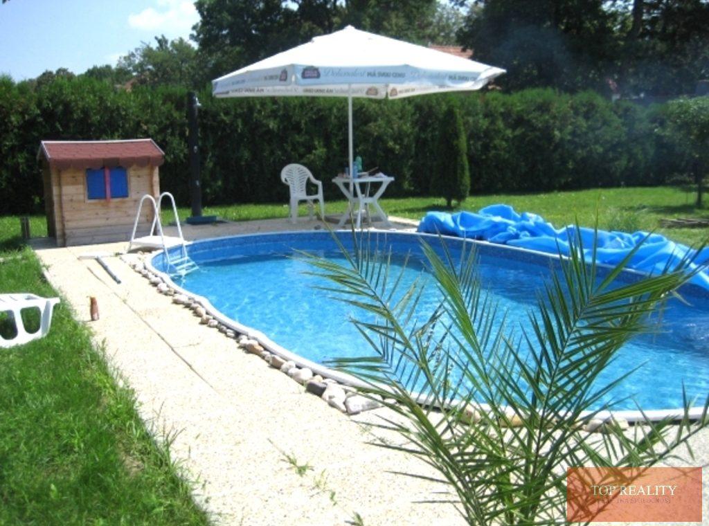Topreality Rs.sk 5 Izbový Rodinný Dom S Krásnym Pozemkom 1505 M2 Garážou A Bazénom Sládkovičovo 10