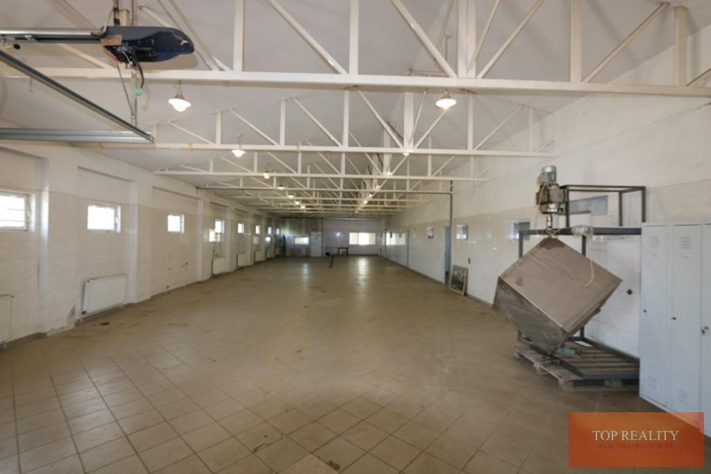 Topreality Rs.sk Hala Kancelária Sklad Soc Miestnosti Rampa 439 M2 Na Pozemku 1000 M2 V Meste Galanta 12