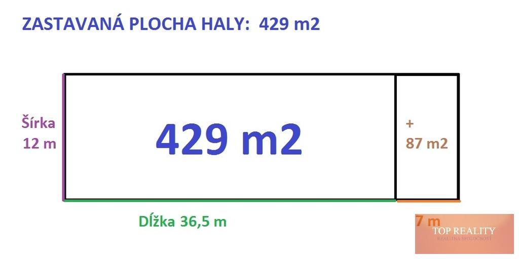 Topreality Rs.sk Hala Kancelária Sklad Soc Miestnosti Rampa 439 M2 Na Pozemku 1000 M2 V Meste Galanta 25
