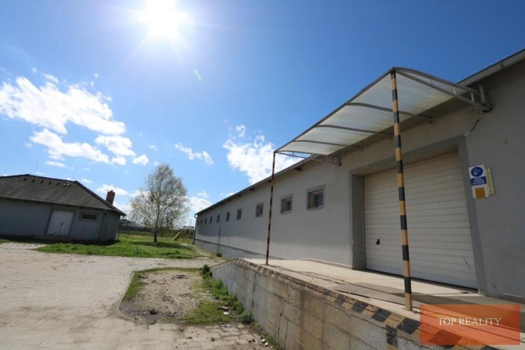 Topreality Rs.sk Hala Kancelária Sklad Soc Miestnosti Rampa 439 M2 Na Pozemku 1000 M2 V Meste Galanta 6
