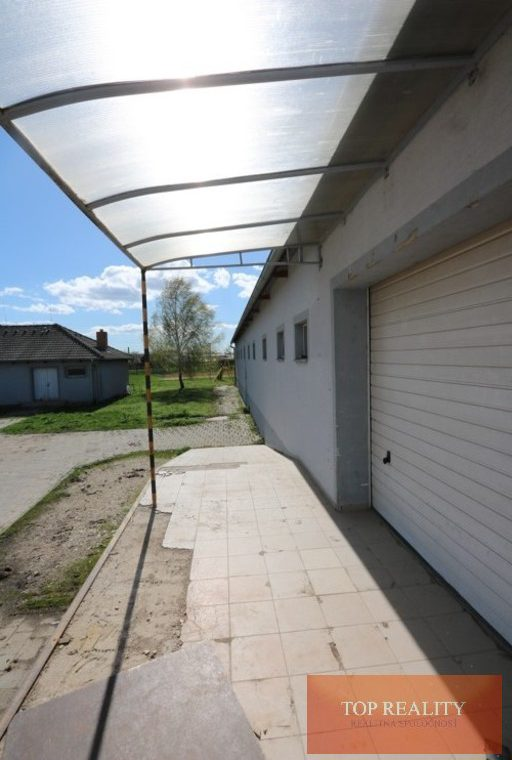 Topreality Rs.sk Hala Kancelária Sklad Soc Miestnosti Rampa 439 M2 Na Pozemku 1000 M2 V Meste Galanta 8
