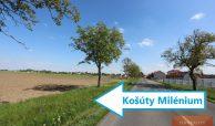 Topreality Rs.sk Milenium KoŠÚty Stavebný Pozemok Od 415 Do 975 M2 V Novej Lokalite V Obci Košúty 4
