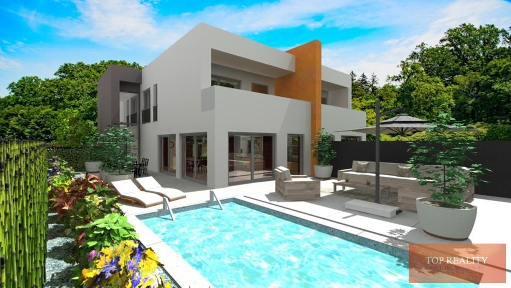 Topreality Rs.sk ModernÝ NadČasovÝ 5 IzbovÝ RodinnÝ Dom úžitková Plocha 280 M2 Pozemok 700 M2 Voderady 1