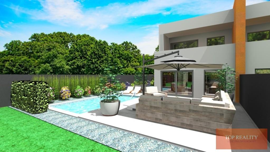 Topreality Rs.sk ModernÝ NadČasovÝ 5 IzbovÝ RodinnÝ Dom úžitková Plocha 280 M2 Pozemok 700 M2 Voderady 2