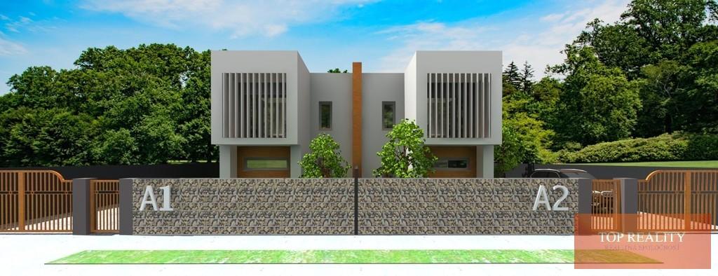 Topreality Rs.sk ModernÝ NadČasovÝ 5 IzbovÝ RodinnÝ Dom úžitková Plocha 280 M2 Pozemok 700 M2 Voderady 3