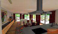 Topreality Rs.sk ModernÝ NadČasovÝ 5 IzbovÝ RodinnÝ Dom úžitková Plocha 280 M2 Pozemok 700 M2 Voderady 7