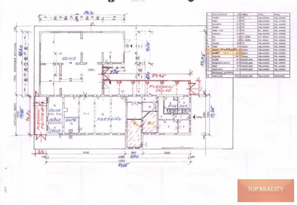Topreality Rs.sk Multifunkčná Priemyselná Budova 1142 M2 S Veľkou Variabilitou A Využiteľnosťou Priestorov 20