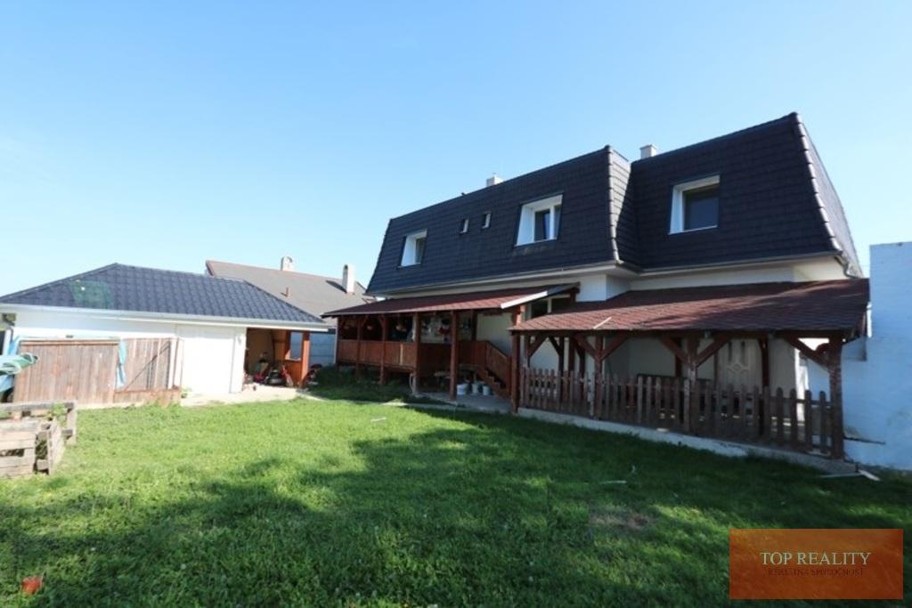 Topreality Rs.sk Na Prenájom 3 A 4 Izbový Byt Obývateľný Suterén 330 M2 Pozemok 800 M2 Veľké Úľany 1
