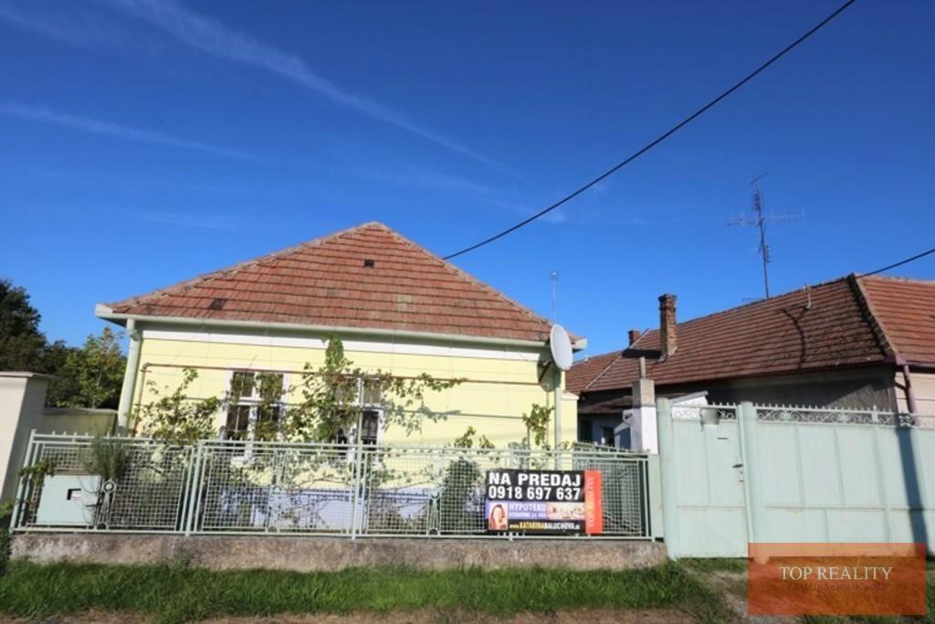Topreality Rs.sk NovÁ Cena 68 999 € 3 Izbový Rodinný Dom 160 M2 V Obci Malá Mača Na Veľkom Pozemku 1763 1