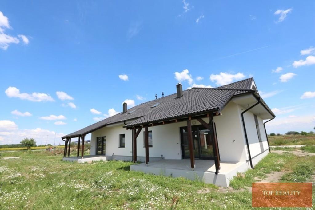 Topreality Rs.sk Novostavba 5 Izbový Rodinný Dom 175 M2 Pozemok 480 M2 Veľké Úľany časť Ekoosada 1
