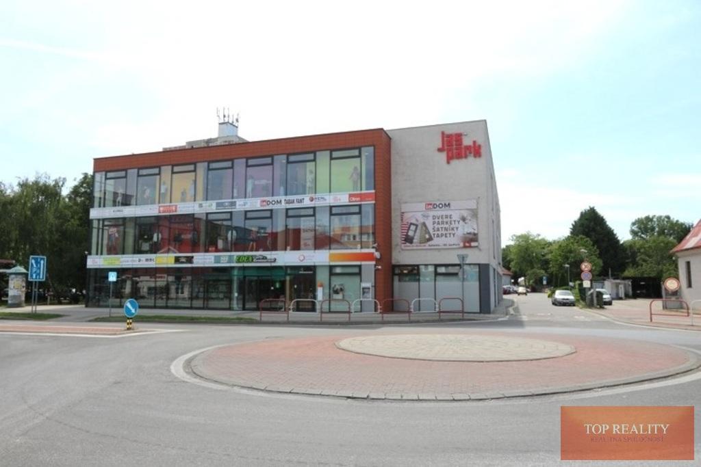 Topreality Rs.sk Obchodný Priestor 75 M2 V Centre Mesta Galanta Novostavba Jas Park 1