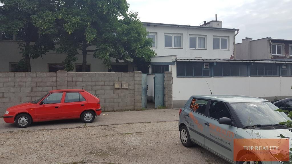 Topreality Rs.sk Priemyselná Budova V Priemyselnom Parku SereĎ 2