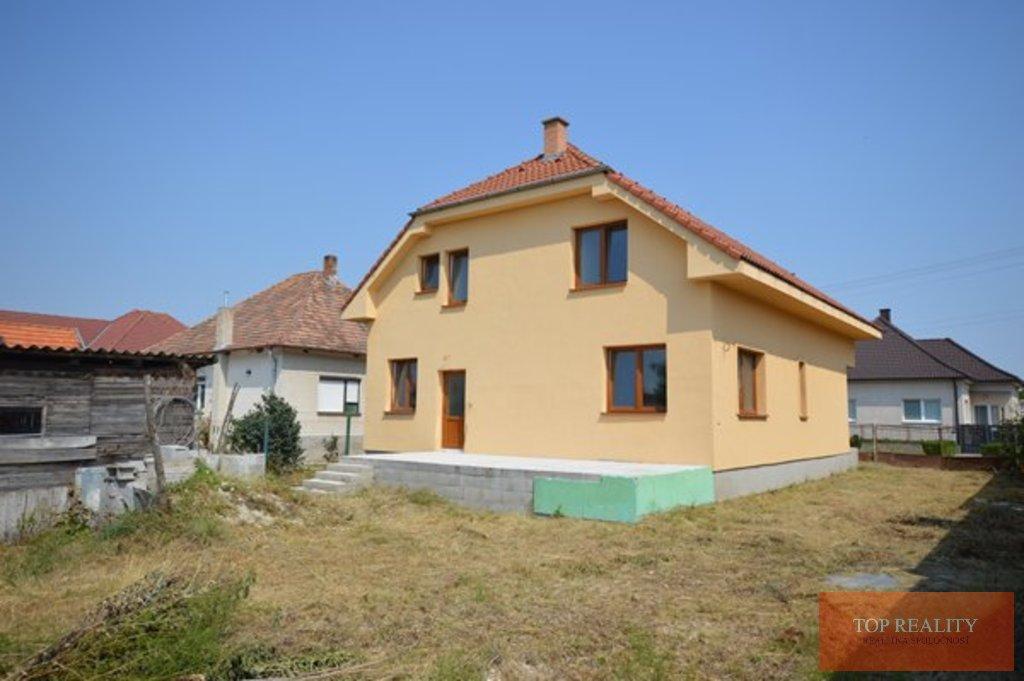Topreality Rs.sk RezervovanÉ Na Predaj Rozostavaný Rodinný Dom V Obci Ohrady Okr Dunajská Streda 15