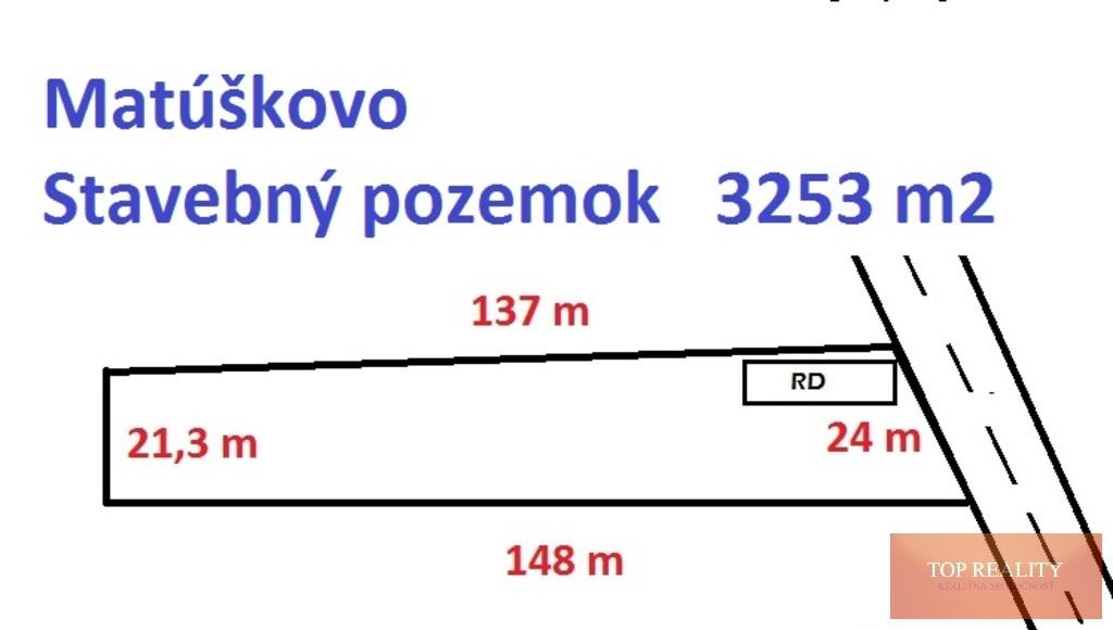 Topreality Rs.sk Stavebný Pozemok 3253 M2 V Obci Matúškovo Okres Galanta 1