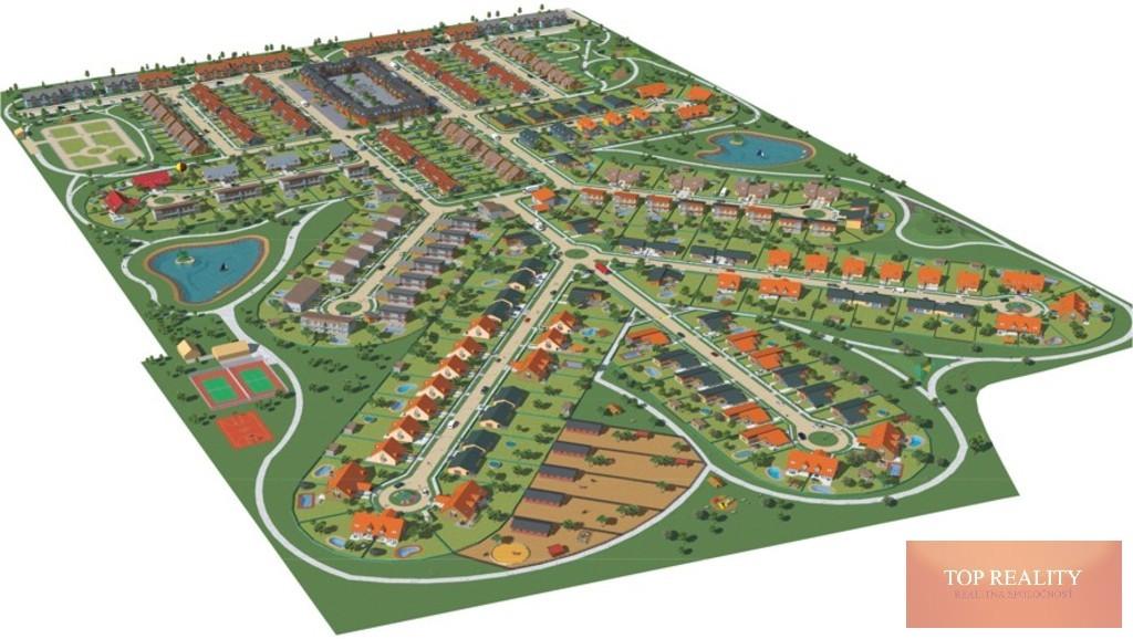 Topreality Rs.sk Stavebný Pozemok V Novej štvrti Medzi Obcami Veľké Úľany A Jelka 13
