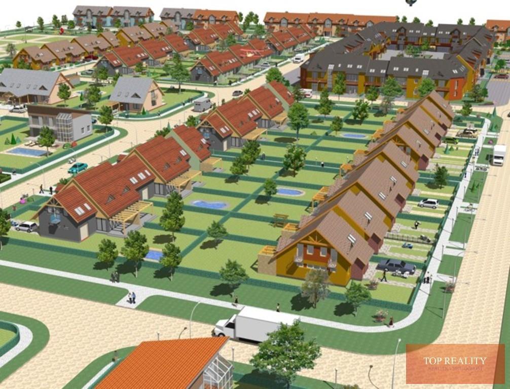 Topreality Rs.sk Stavebný Pozemok V Novej štvrti Medzi Obcami Veľké Úľany A Jelka 57 € M2 Vrátane Dph 18
