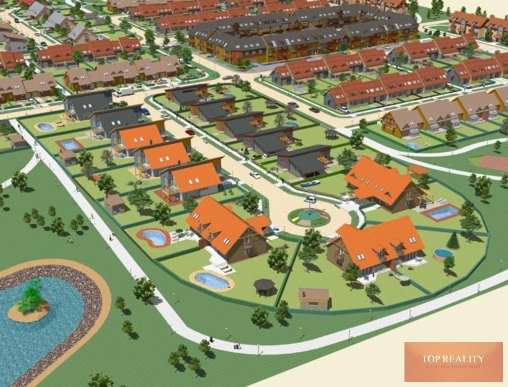 Topreality Rs.sk Stavebný Pozemok V Novej štvrti Medzi Obcami Veľké Úľany A Jelka 57 € M2 Vrátane Dph 19
