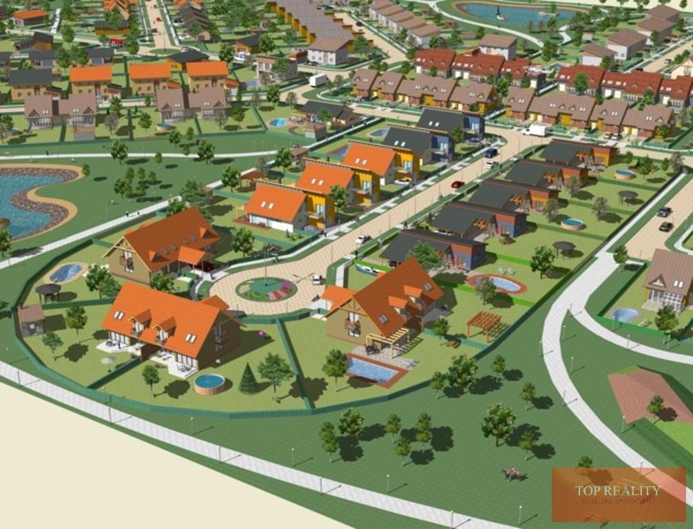 Topreality Rs.sk Stavebný Pozemok V Novej štvrti Medzi Obcami Veľké Úľany A Jelka 57 € M2 Vrátane Dph 20