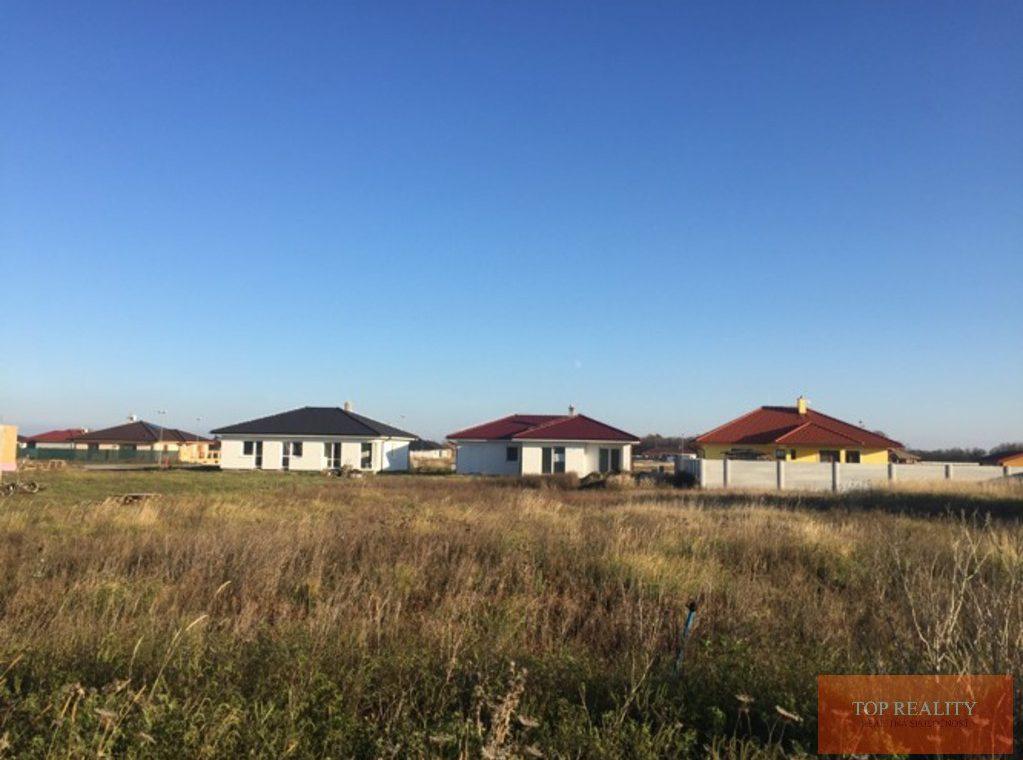 Topreality Rs.sk Stavebný Pozemok V Novej štvrti Medzi Obcami Veľké Úľany A Jelka 57 € M2 Vrátane Dph 3