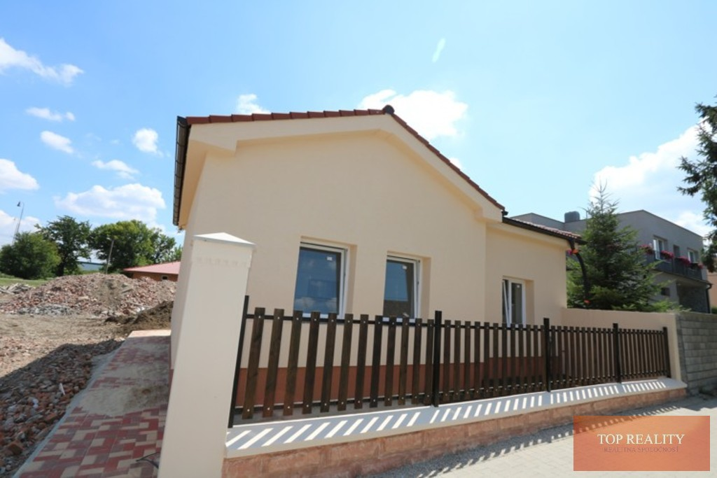 Topreality Rs.sk Super Ponuka Komplet Zrekonštruovaný 3 Izbový Rodinný Dom 82 M2 Pozemok 457 M2 Gáň 25