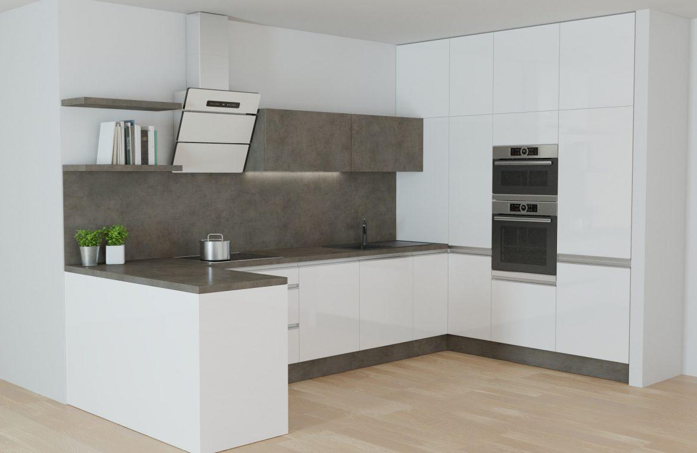 15 Kuchyňa Typ 1