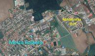 Mapa Mládežnícka štvrť
